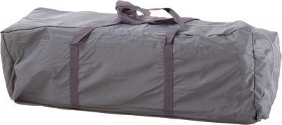 Кровать-манеж KinderKraft Jolly KKJBGR (серый) - манеж в сложенном виде в сумке-переноске