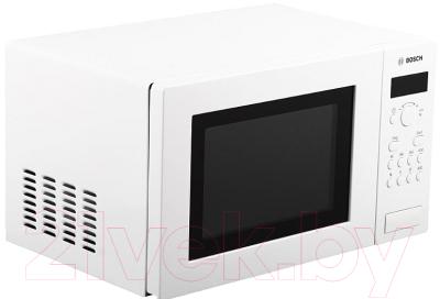 Микроволновая печь Bosch HMT75M421 - вид спереди