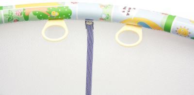 Игровой манеж GLOBEX Угол 1102 - ручки для ребенка