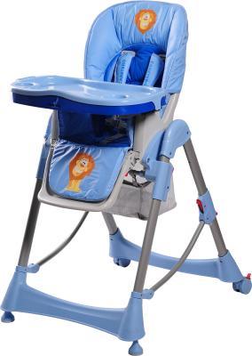 Стульчик для кормления Caretero RoYo (синий) - общий вид