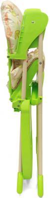 Стульчик для кормления GLOBEX Мини 1402 - стульчик в сложенном виде