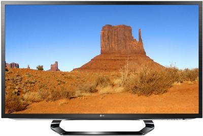 Телевизор LG 32LM620T - вид спереди