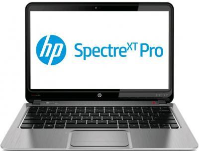 Ноутбук HP Spectre XT Pro Ultrabook (B8W13AA) - фронтальный вид