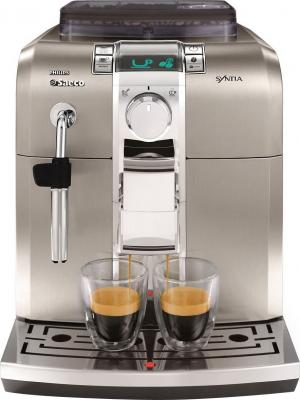 Кофемашина Philips Saeco Syntia HD8836/19 - общий вид
