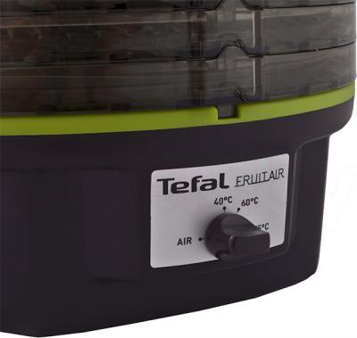 Сушка для овощей и фруктов Tefal Fruit Air (DF100830) - переключатель