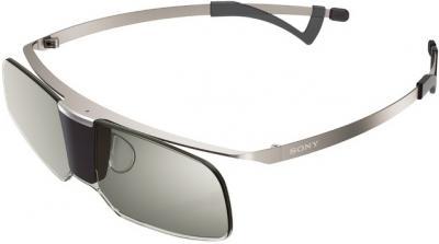 Очки 3D Sony TDG-BR750 - общий вид