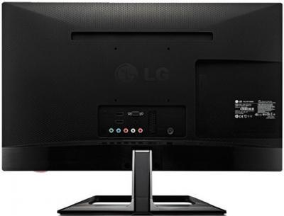 Монитор LG M2352D-PZ - вид сзади