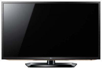 Телевизор LG 42LM580T - вид спереди