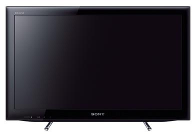 Телевизор Sony KDL-22EX553 - вид спереди