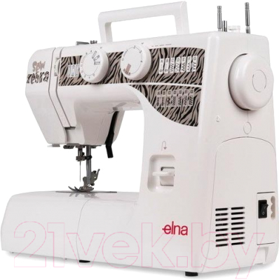 Швейная машина Elna Sew Zebra