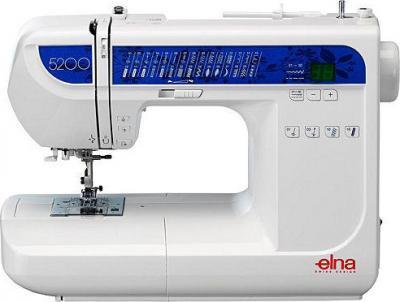 Швейная машина Elna 5200 - общий вид