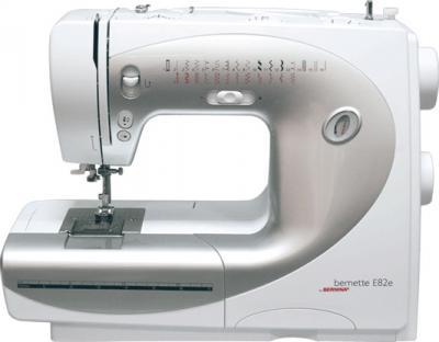 Швейная машина Bernina Bernette E82e - общий вид