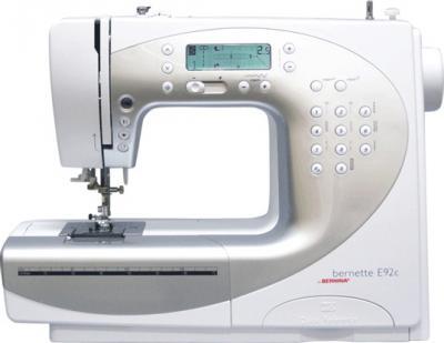 Швейная машина Bernina Bernette E92C - общий вид