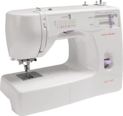 Швейная машина New Home NH1718S - общий вид