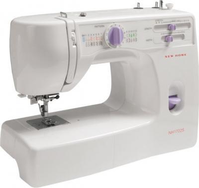 Швейная машина New Home NH1722S - общий вид