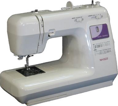 Швейная машина New Home NH5523 - общий вид