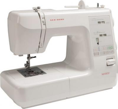 Швейная машина New Home NH5632 - общий вид