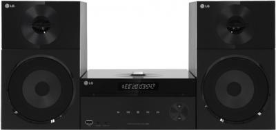 Микросистема LG CM2520 - общий вид