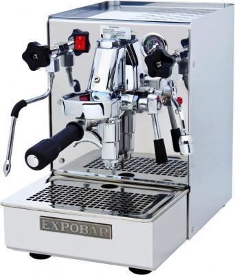 Кофеварка эспрессо Expobar Office Leva EB-61 (ECONA0SLD1MI) - общий вид