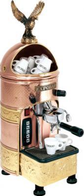 Кофеварка эспрессо Expobar Athenea Control 1GR Copper (ECANA0SCD1CC) - общий вид