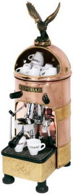 Кофеварка эспрессо Expobar Athenea Leva EB-61 - общий вид