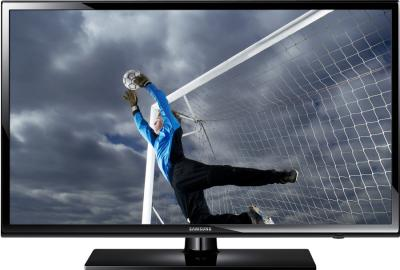 Телевизор Samsung UE32EH4003W - вид спереди