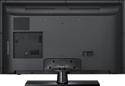 Телевизор Samsung UE32EH4003W - вид сзади