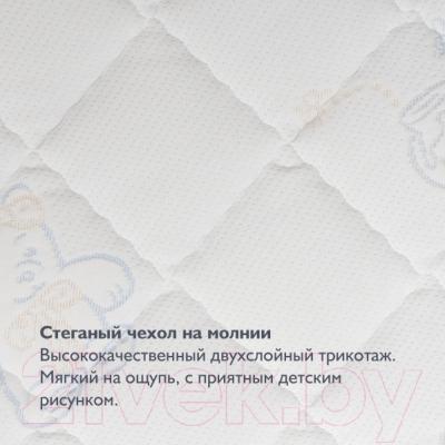 Детский матрас Плитекс EcoSoft ЭКС-01 (ЭКС-119-01)