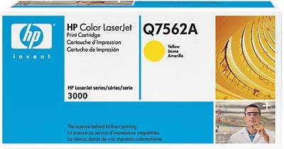 Картридж HP 314A (Q7562A) - общий вид