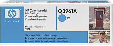 Картридж HP Q3961A - общий вид