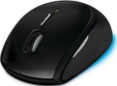 Клавиатура+мышь Microsoft Wireless Comfort Desktop 5000 (CSD-00017) - вид мыши