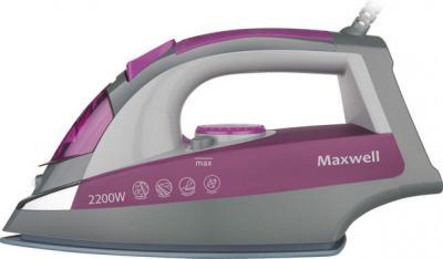 Утюг Maxwell MW-3021 - общий вид