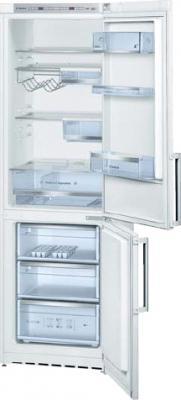 Холодильник с морозильником Bosch KGE36AW20R - общий вид