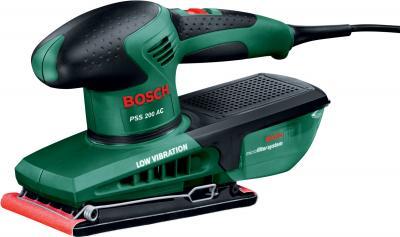 Вибрационная шлифовальная машина Bosch PSS 200 AC (0.603.340.120) - общий вид