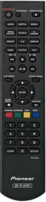 Blu-ray-плеер Pioneer BDP-150 - пульт ДУ
