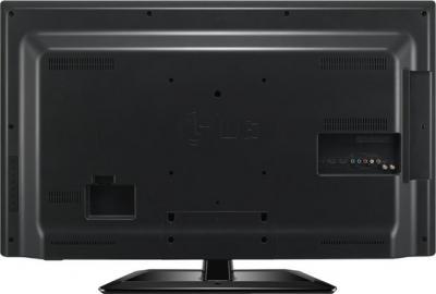 Телевизор LG 32LS345T - вид сзади