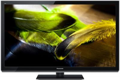 Телевизор Panasonic TX-PR42UT50 - вид спереди