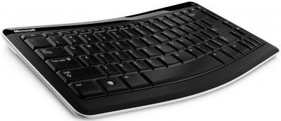 Клавиатура Microsoft Bluetooth Mobile Keyboard 5000 (T4L-00018) - общий вид