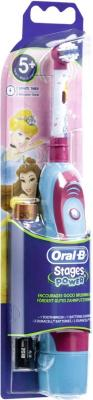 Электрическая зубная щетка Braun Oral-B Stages Power DB4.510 84850536 (принцесса)