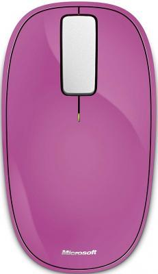 Мышь Microsoft Explorer Touch Mouse USB Pink (U5K-00040) - общий вид