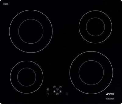 Индукционная варочная панель Smeg SE641ID1 - общий вид