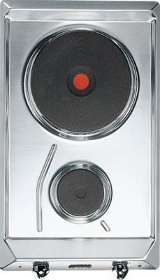 Электрическая варочная панель Smeg SE530X - общий вид