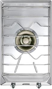 Газовая варочная панель Smeg SRV531X5 - общий вид