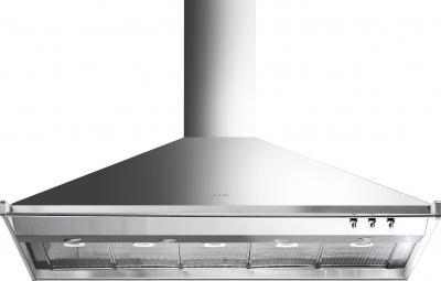 Вытяжка купольная Smeg KD150X-2 - общий вид