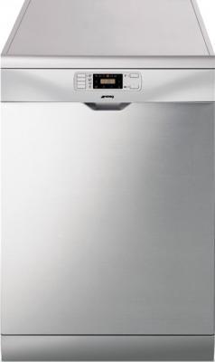 Посудомоечная машина Smeg LVS137SX - общий вид