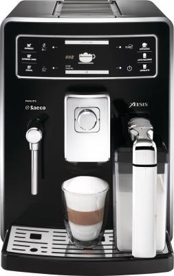 Кофемашина Philips Xelsis Class HD8943/19 (Black) - общий вид