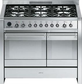 Кухонная плита Smeg CS20-8 - общий вид