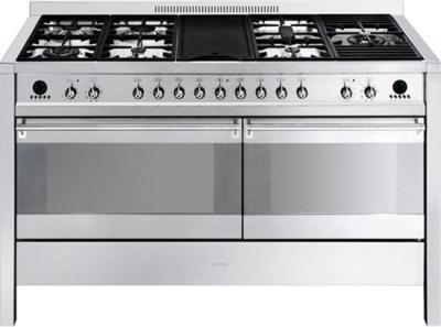 Кухонная плита Smeg CS150-8 - общий вид