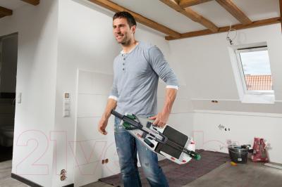 Плиткорез ручной Bosch PTC 470 (0.603.B04.300) - в работе