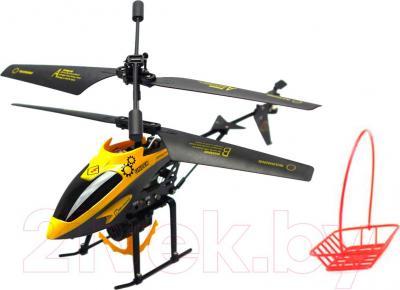 Игрушка на пульте управления Ginzzu Вертолет TH-3522